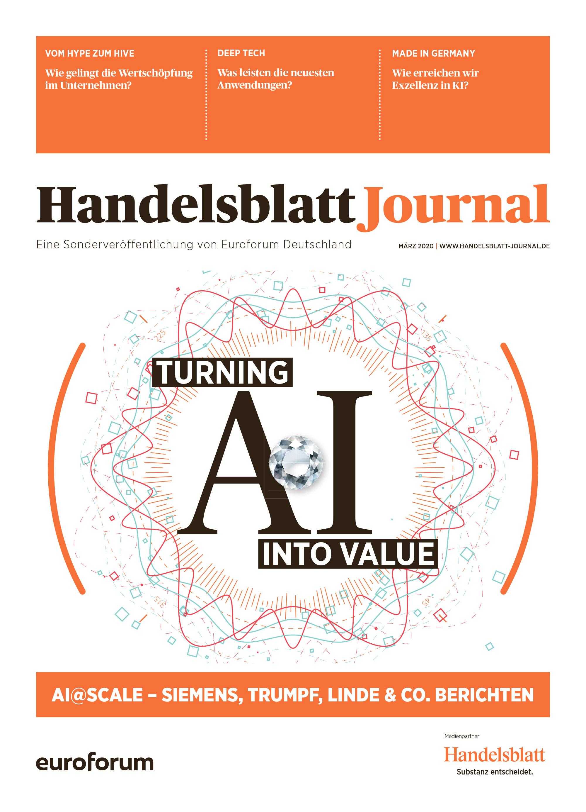 Künstliche Intelligenz; KI, Innovationskommunikation, BMWi