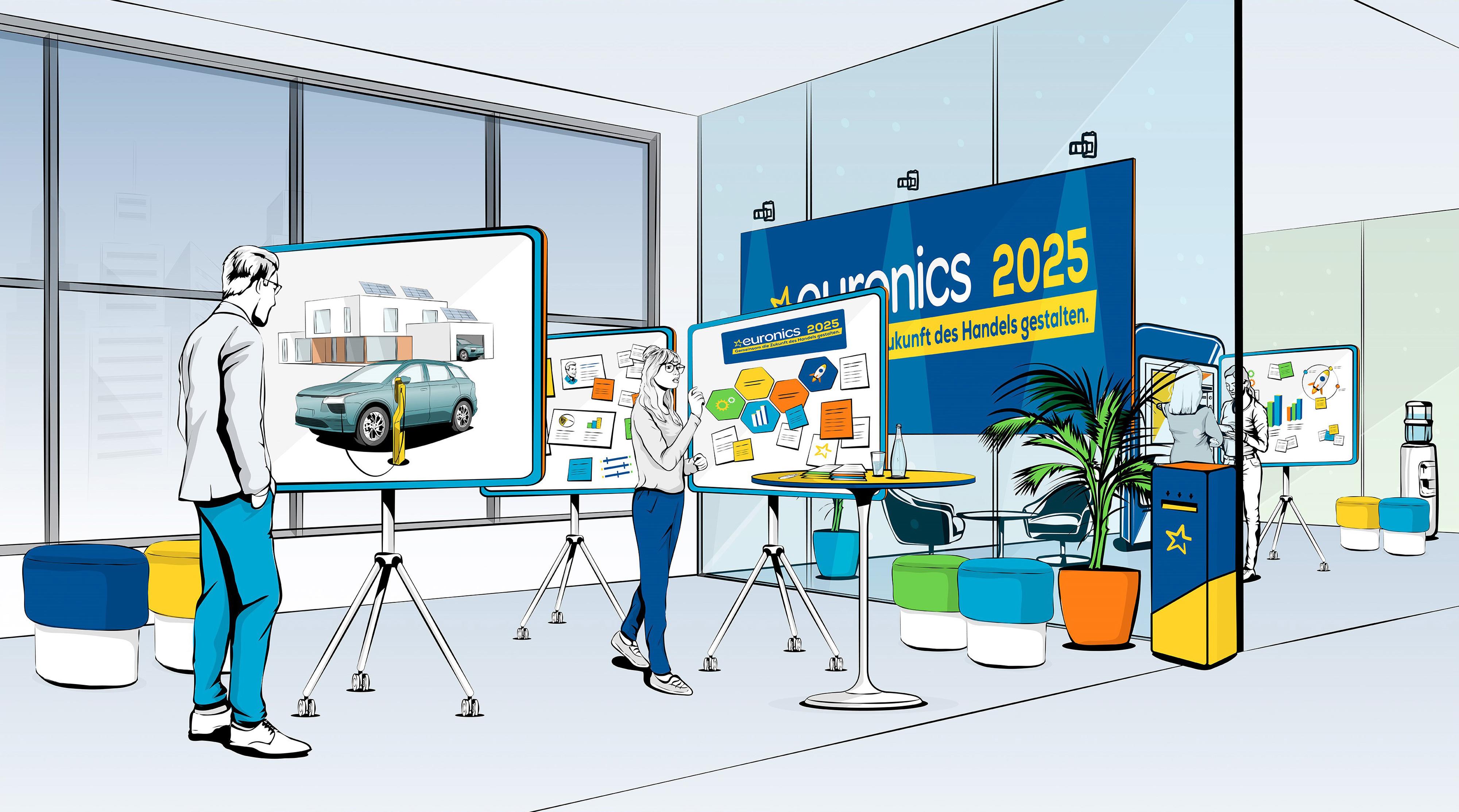 EURONICS; Kommunikation, Consumer Electronics PR; Kommunikationsstrategie