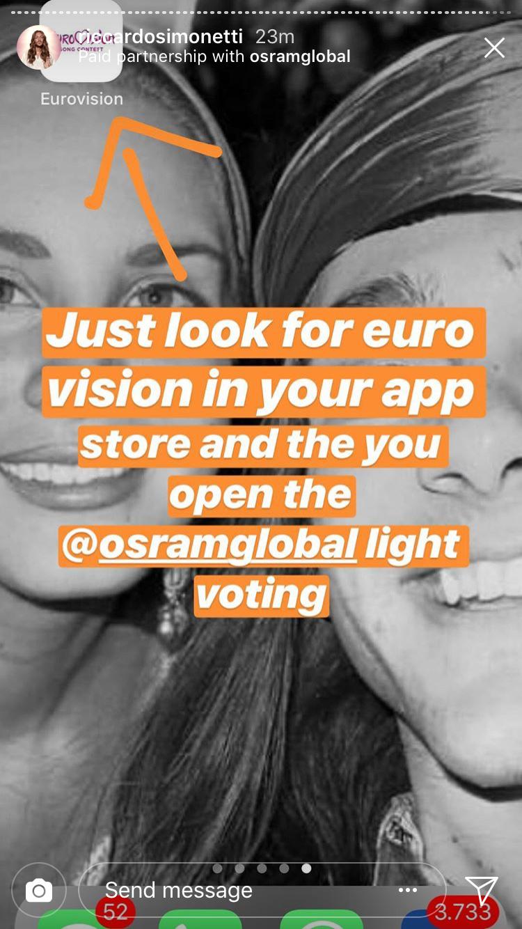 OSRAM; ESC Kampagne, Social Media Strategie