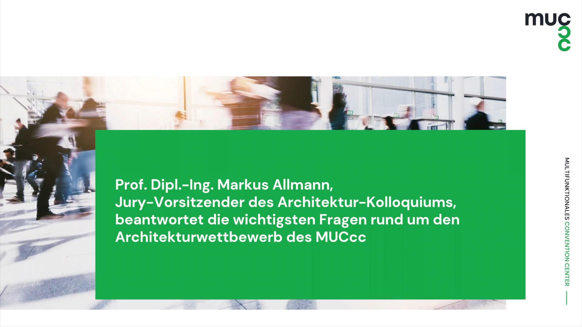 MUCcc; SWMunich, Veranstaltungszentrum; Konzerthalle München; Brand PR/Marken PR